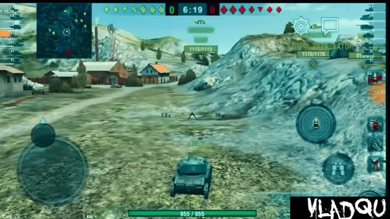 AMX 12 t  fragmovie