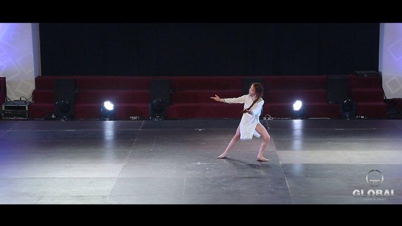 Пикалова София @ Global Dance Fest 2015 | Jazz Modern Kids Solo Pro
