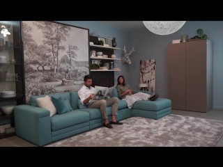 Как жить на 28 кв.метрах. дизайн от итальянской tumide on off 60s