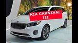 Kia CARNIVAL new IIISEDONA 2015. Киа Карнавал 3