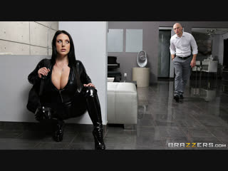 Brazzers Angela White - Busting On The Burglar New Porn 2019
