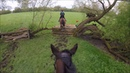 !ITS THE NEED FOR SPEED! Novice Worcester TeamChase 2018 GoPro HeadCam