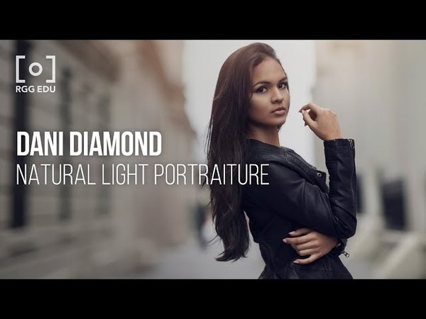 The Guide To Natural Light Portraiture Retouching With Dani Diamond Trailer