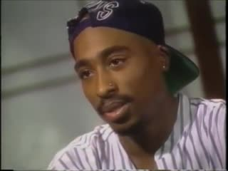 2Pac - 1994 Interview