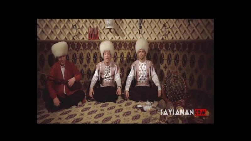 Eldar Ahmedow we Guwanç Hojagulyyew - Jananym [www.SAYLANAN.com]
