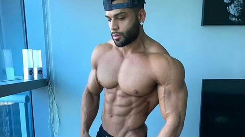Gerardo Gabriel _ The Comeback _ Workout Motivation