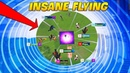 Everyone Flying at The No Gravity Rune !.. | Fortnite Twitch Funny Moments 168
