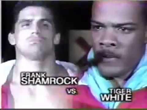 не забытые бои - 1995 12 14 - Frank Shamrock Vs Vernon White Pancrase Eyes Of Beast 7