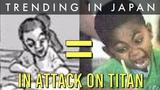 Real Meme Inside Attack on Titan Manga
