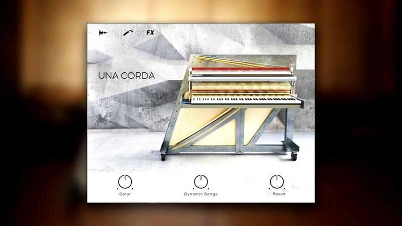 UNA CORDA - Walkthrough | Native Instruments