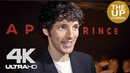 Colin Morgan interview on The Happy Prince Rupert Everett's debut film and biopic on Oscar Wilde