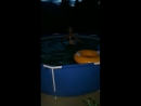 После баньки бассейн!