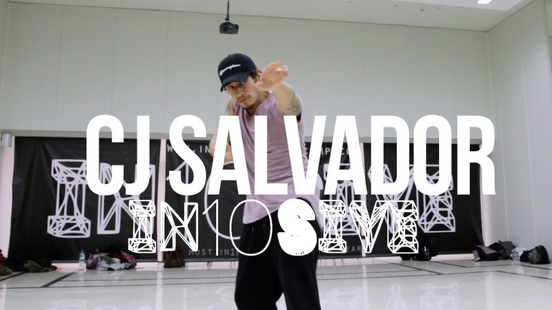 Cj Salvador | Solo | Unlock The Swag - Rae Sremmurd | IN10SIVE MASTERCAMP 2018