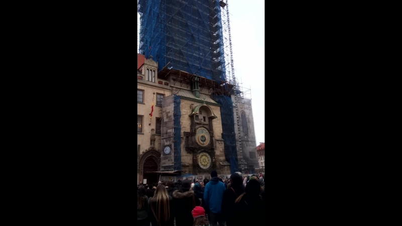 Ратушная площадь, Прага