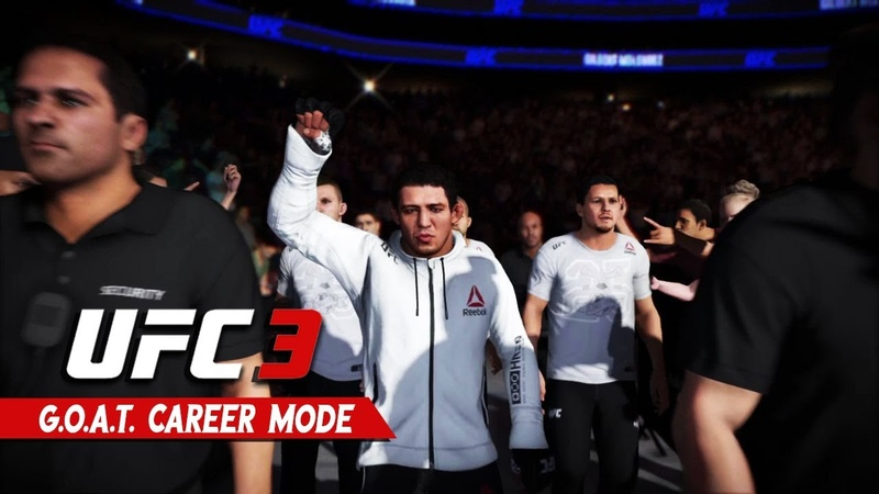 UFC 3 Career Mode - Ep 18 - GILBERT MELENDEZ VS MAX LEE!!