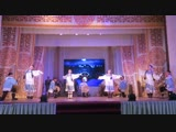 Микс эскимосских танцев в исполнении ансамбля