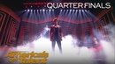 Shin Lim: Incredible Magician Stuns With Card Magic - America's Got Talent 2018