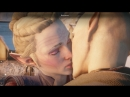 Dragon Age Inquisition Теневой поцелуй с Соласом