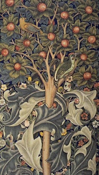 Уильям Моррис. Продолжение Рыцарское детство и романтический ОксфордУильям Моррис был третьим по старшинству ребенком в многодетной семье евангельских протестантов Уильяма и Эммы Моррис. Отец