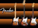 комбинация трех гитарных видео ...