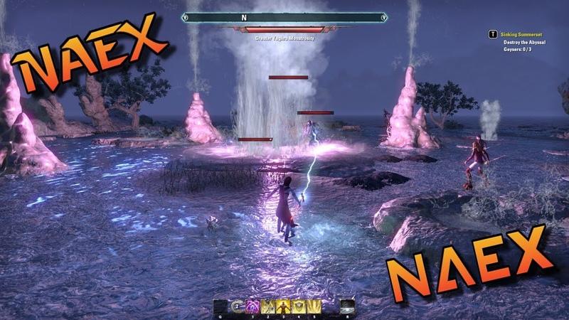 The Elder Scrolls Online Summerset - Templar CP 792 - Chilling in Summerset (2)