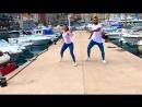 Mafiosa - Lartiste feat Caroliina _ Dance Fitness By Mike Meigge