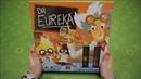 Настольная игра Доктор Эврика - распаковка и краткий обзор от магазина Wheelko