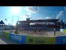 Beach volley Russia Kazan 2018 M 13 Khudyakov-Bykanov and Firsov-Vasilevsky