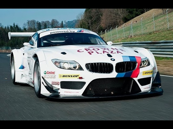 Drift Sports - BMW Z4 GT3^^