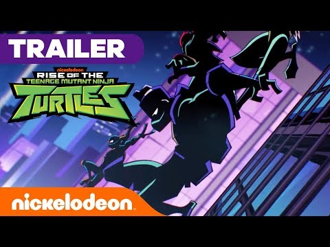 'Rise of the Teenage Mutant Ninja Turtles' Comic-Con EXCLUSIVE Official Trailer