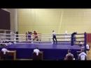 Чемпионат Самарской области 2017 3 Бой 2 раунд