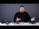[Wylsacom] Выбираем лучший квадрокоптер: DJI Mavic Pro vs. Air и Spark