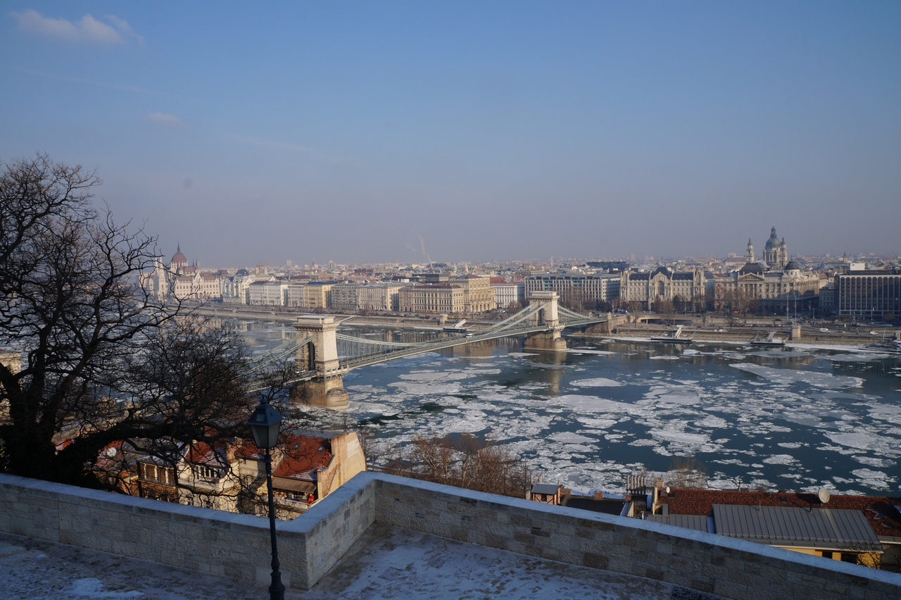 Путешествие по Будапешту