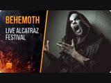 Behemoth - Live Alcatraz Festival (2018)
