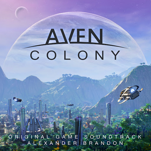 Alexander Brandon альбом Aven Colony (Original Game Soundtrack)