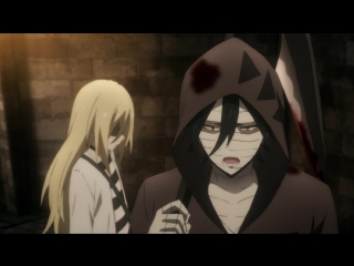 [HaronMedia ] Ангел кровопролития / Satsuriku no Tenshi 2-16 (DeZeR HELL & MELANI)