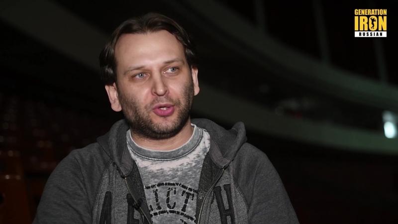 Роман Джабелов О выборах президента ФББР
