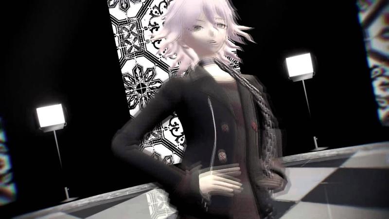 【MMD】 Work Servant!