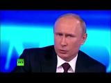 Путин мне НЕ стыдно за воров