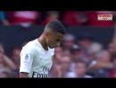 Guingamp - Paris Saint Germain. France League. 18.08.2018