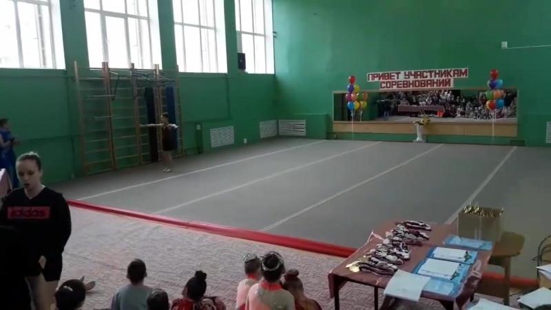 Кмс по спортивной акробатике