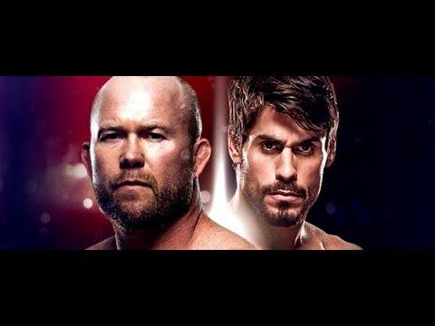 TIM BOETSCH vs ANTONIO CARLOS JR (UFC GLENDALE)