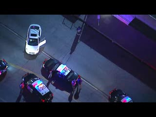 CHP chase ends with suspect breakdancing I ABC7