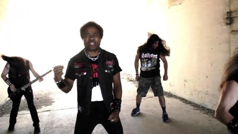 HIRAX Hellion Rising (official video clip)