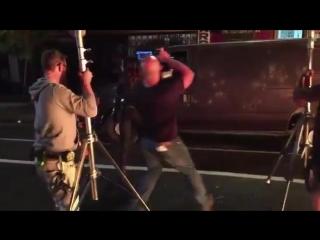 Съёмки | Агенты Щ.И.Т.