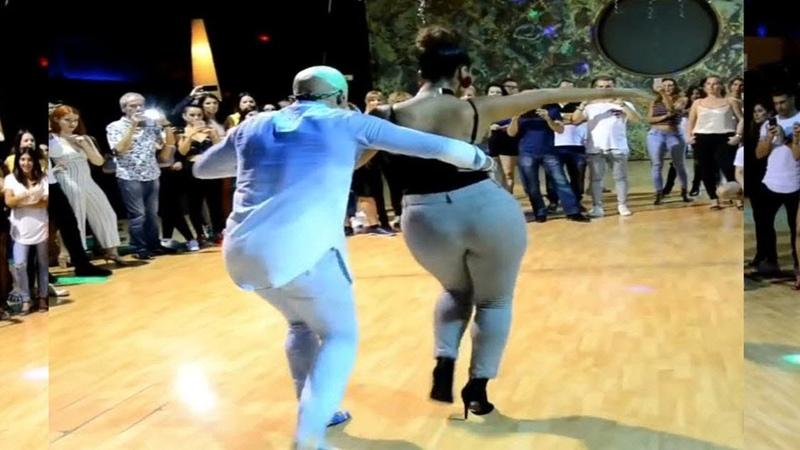 Cheb Abderahim Sougri 2019 كل يوم نقارعك HD ✪ مع ثنائي الرّقص الرّه 16