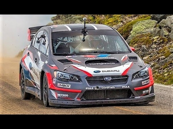 600Hp Subaru Impreza WRX STi || Travis Pastrana World Record - Mount Washington 2017