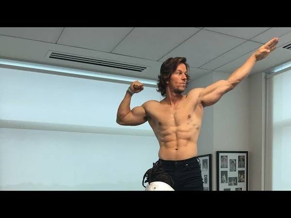 Insane Workout 2018 - Mark Wahlberg