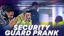 Rhian Brewster PRANKED by Joe Gomez and Andy Robertson | NordVPN's HILARIOUS security guard prank