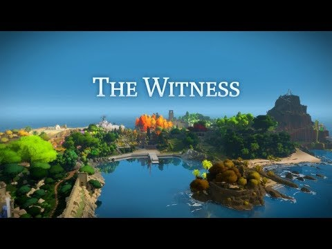 The Witness Поломаю больную головушку